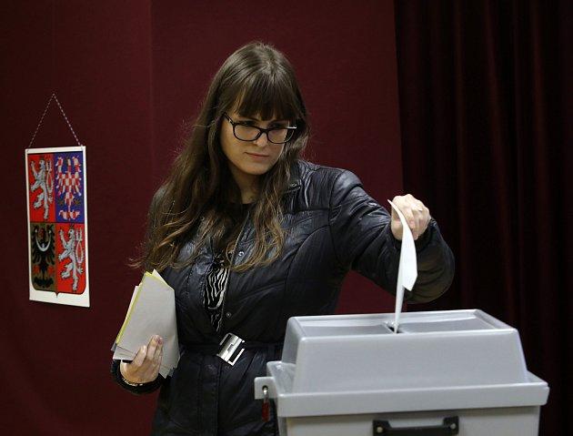 Prezidentské volby - Lysolaje.