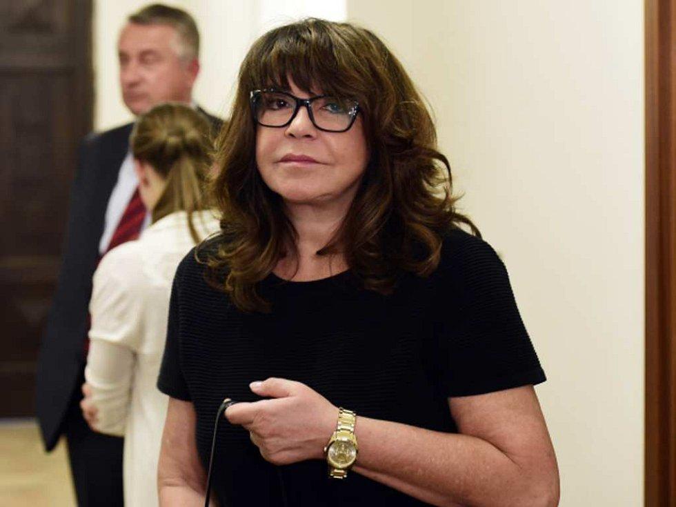 Terezie Kaslová.
