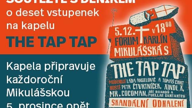 Koncert The Tap Tap.