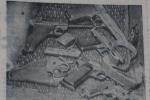 Zatímco nyní si cestující nemohou na palubu vzít ani krém na ruce, v roce 1970 se podařilo osmici dostat do letadla hotový arzenál.