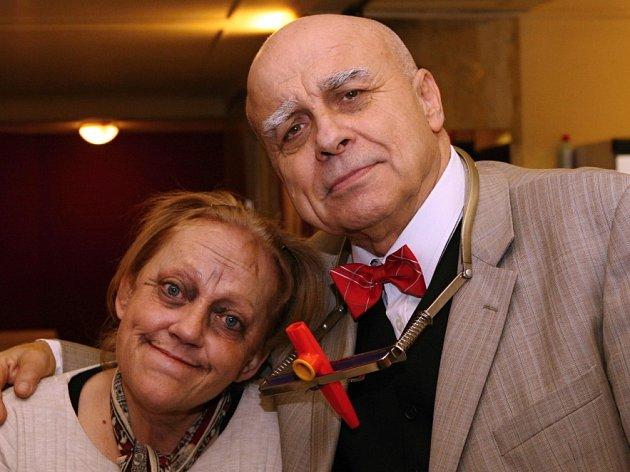 Ivan Mládek na koncertě ke svým 70. narozeninám