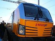 RegioJet. Ilustrační foto.