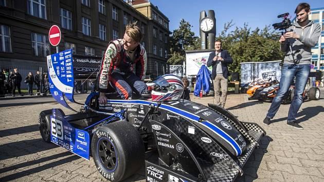 Den s formulemi ČVUT se uskutečnil v pondělí 12. října 2015 v Praze.