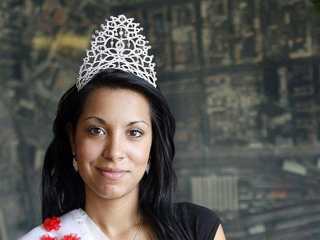 Miss Roma Tereza Zámková