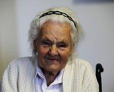 Pamětníci - Miloslava Valentová