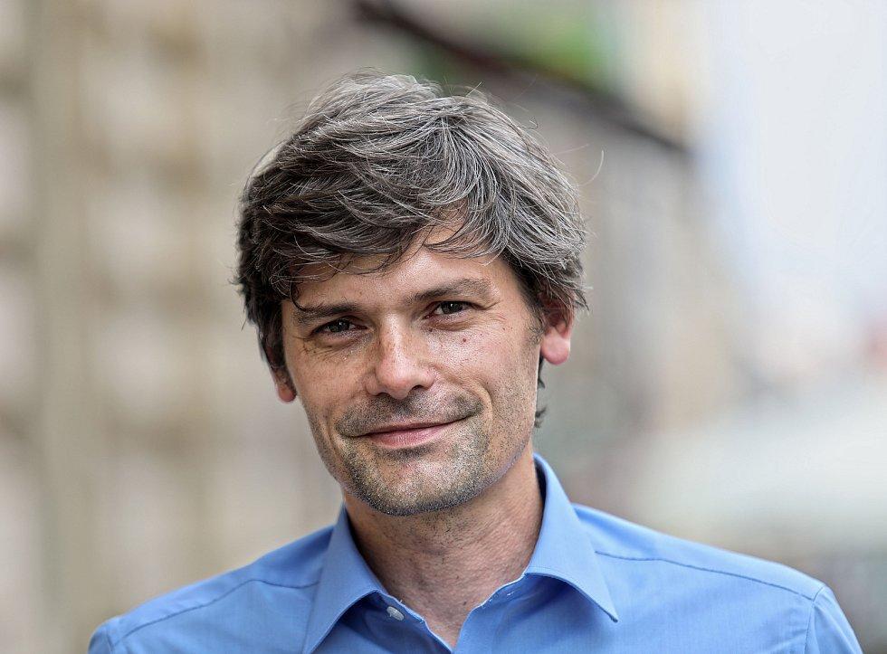 Lékař Marek Hilšer.
