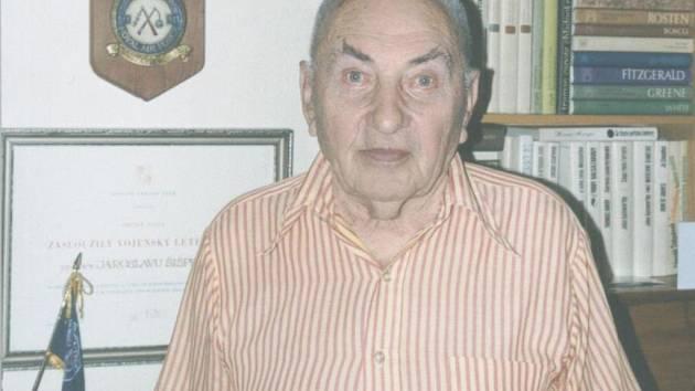 Jaroslav Šišpera v roce 2003.