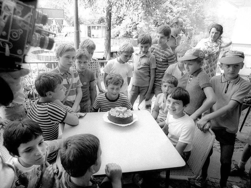 25000 000. návštěvník Zoo Praha přišel dne 24. 6. 1975.