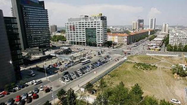 VIZE BUDOUCNOSTI. Jak bude vypadat doprava na Budějovické? O tom si chtějí radní popovídat s místními.