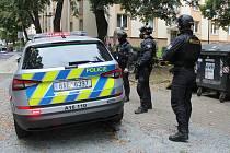 Muž vyhrožoval, že vyhodí do povětří obytný dům v Praze 10 v Jakutské ulici.