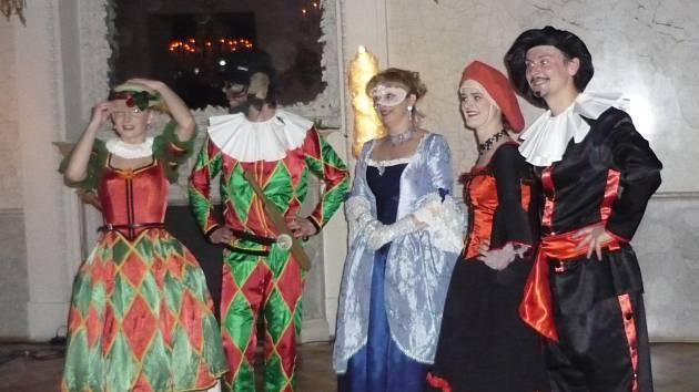 Ve čtvrtek byla v Praze zahájena karnevalová sezóna