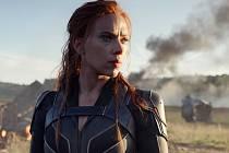 Sci-fi akční dobrodružný snímek Black Widow.