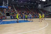 Basketbalistky USK Praha zvítězily nad Strakonicemi.