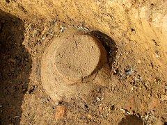 Archeologický nález. Ilustrační foto.