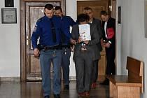 Krajský soud v Praze ve středu nepravomocně uzavřel kauzu nájemné vraždy příslušníka drogového podsvětí ve slovenské Bratislavě