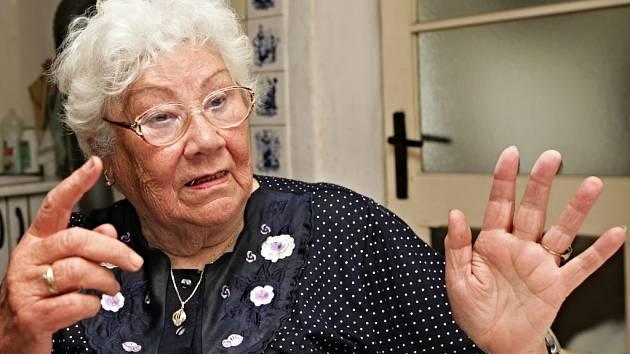 Helena Vovsová.