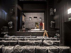 Rekonstrukce Divadla Na Zábradlí