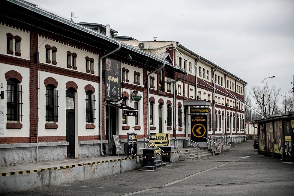 Showpark v pražské Holešovické tržnici