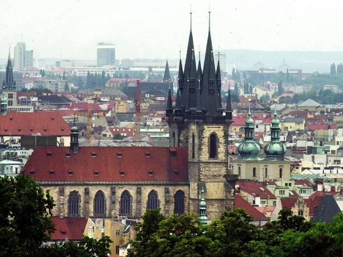 Týnský chrám byl místem, v němž pražská univerzita poprvé začala učit