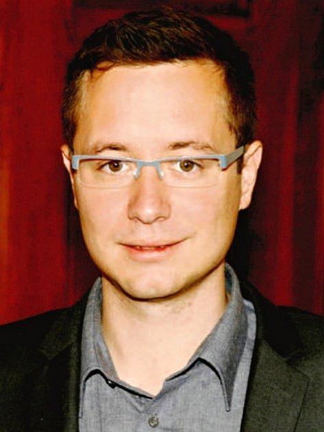 Biskupský sekretář Petr Suchomel.