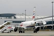 Letiště Ruzyně.