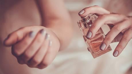 Parfém. Ilustrační foto.