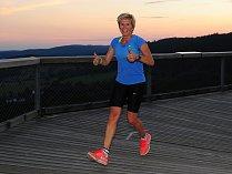 Kilpi Trail Running Cup ozdobila svou účastí olympijská vítězka Kateřina Neumannová.