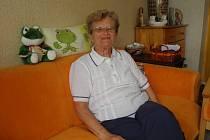 Dana Hybšová, zakladatelka Klubu ŽAP.