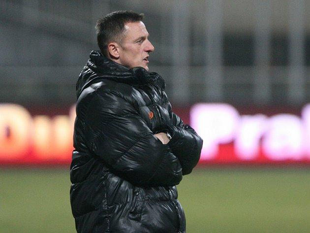 Trenér Dukly Luboš Kozel už vyhlíží čtvrtfinálového pohárového soupeře. Asi to bude Sparta.