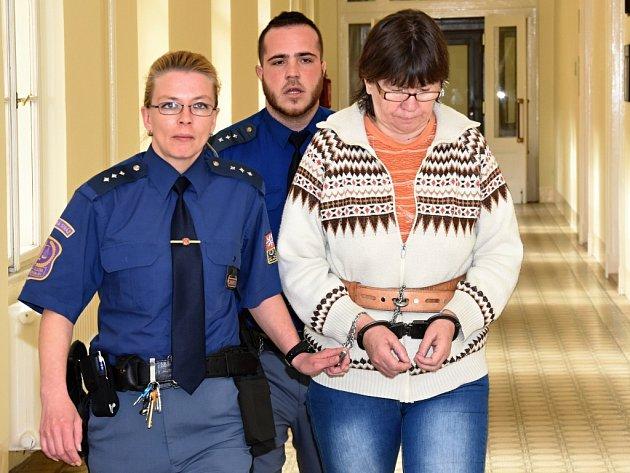 Na 7,5 roku do vězení za pokus o vraždu poslal v úterý 19. dubna 2016 Městský soud v Praze Věru Veselou. Ta v hádce pod vlivem alkoholu 6. listopadu 2015 hodinu po poledni v bytě v Koněvově ulici na Žižkově pobodala o devět tet staršího druha.