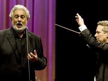 Placido Domingo vystoupil v Praze