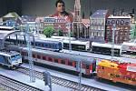 Království železnic na Andělu je druhou největší modelovou železnicí na světě. Větší mají jen v Hamburku.
