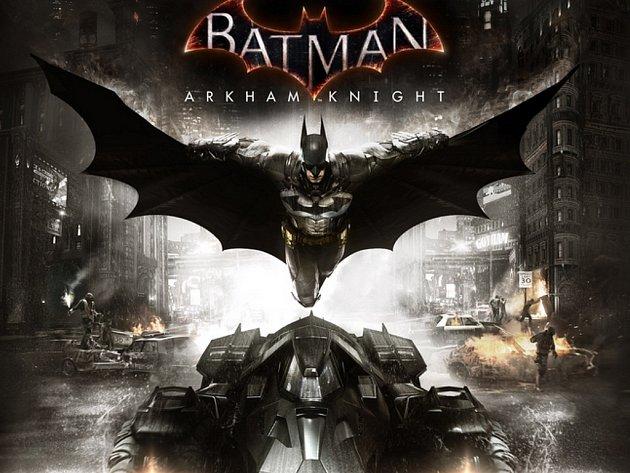 Počítačová hra Batman: Arkham Knight.