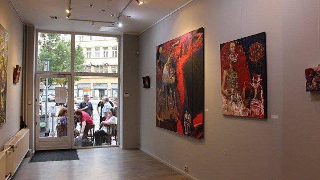 Latin Art Gallery