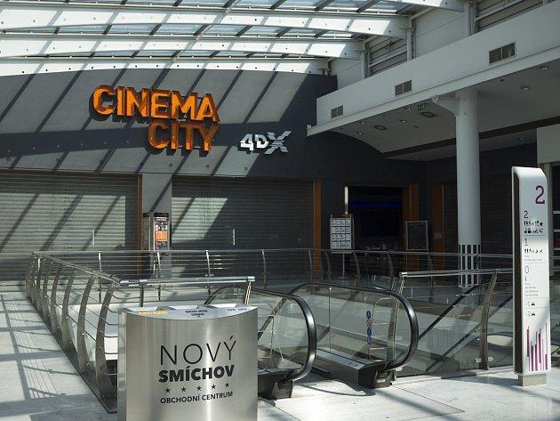 Moje místa Aleny Hanušové Cinema City Nový Smíchov, Praha 25.4.2017
