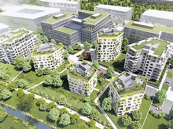 Na Rohanském ostrově plánuje developer Sekyra Group postavit novou čtvrť snázvem Rohan City na výměře 202tisíc metrů čtverečních. Vsoučasné době ještě čeká na územní rozhodnutí. Nejpozději na začátku příštího roku počítá se zahájením výstavby.