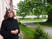 Spisovatelka Olga Černá.
