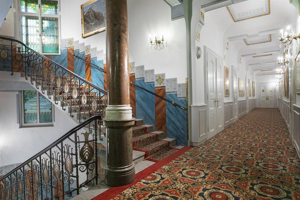 Hotel Paříž.