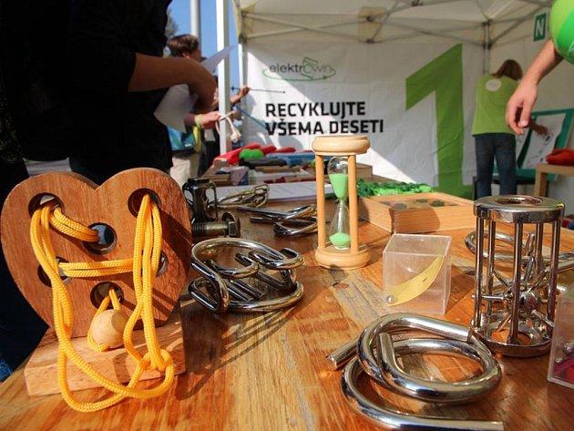 Recyklační víkend v Národním technickém muzeu.