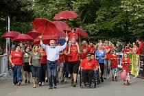 Běh pro Paraple čeká jubilejní dvacátý ročník.