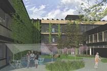 Praha přestavuje učiliště na inteligentní budovu s nulovou energetickou náročností.