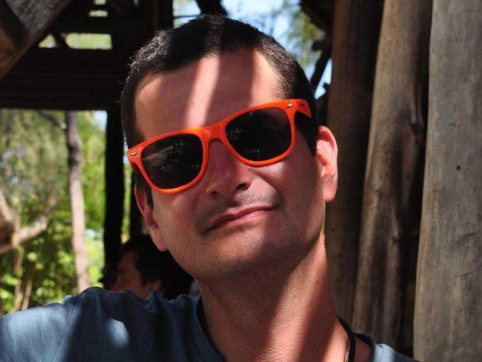 Jan Prokeš, redaktor a komentátor Pražského deníku.