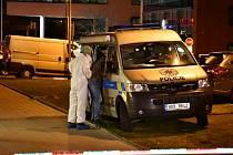 Násilnou smrt batolete na pražském Opatově vyšetřují kriminalisté z 1. oddělení, zadržen byl sedmadvacetiletý muž.