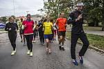 Běžecká roadshow Mattoni FreeRun začala 21. září v pražské Stromovce.