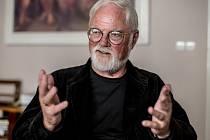 Spisovatel Fobert Fulghum.