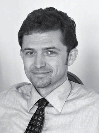 Teoretik umění Michael Zachař.
