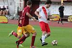 Finále Teskahor cup 2018 (Pražský fotbalový pohár) SK Třeboradice - FK Dukla Jižní Město