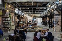 Do projektu Cirkulární kavárna se zapojil i Vnitroblock v Holešovicích.