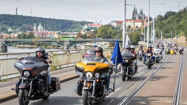 Prague Harley Days 2020.