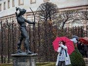 Otevření Valdštejnské zahrady. Ilustrační foto.